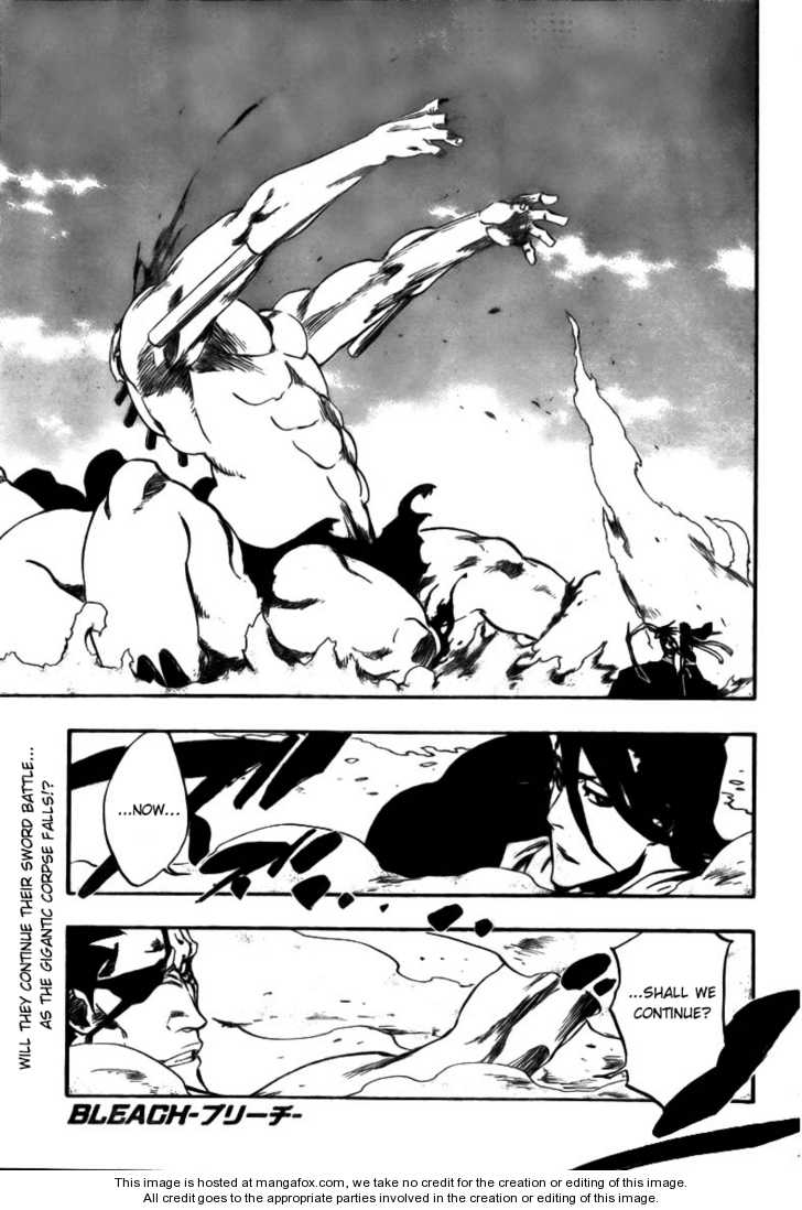 Bleach 383 Page 1