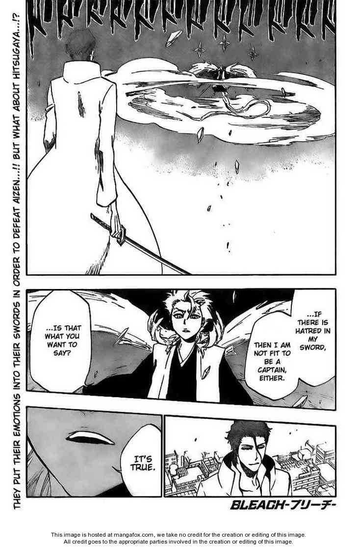 Bleach 390 Page 1