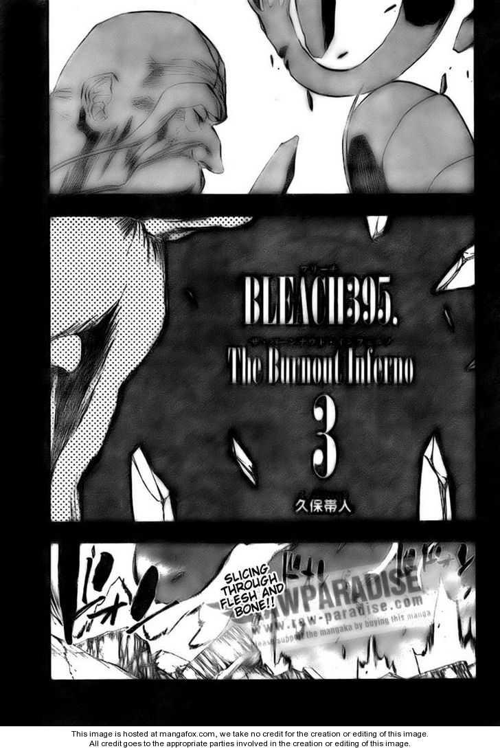 Bleach 395 Page 3