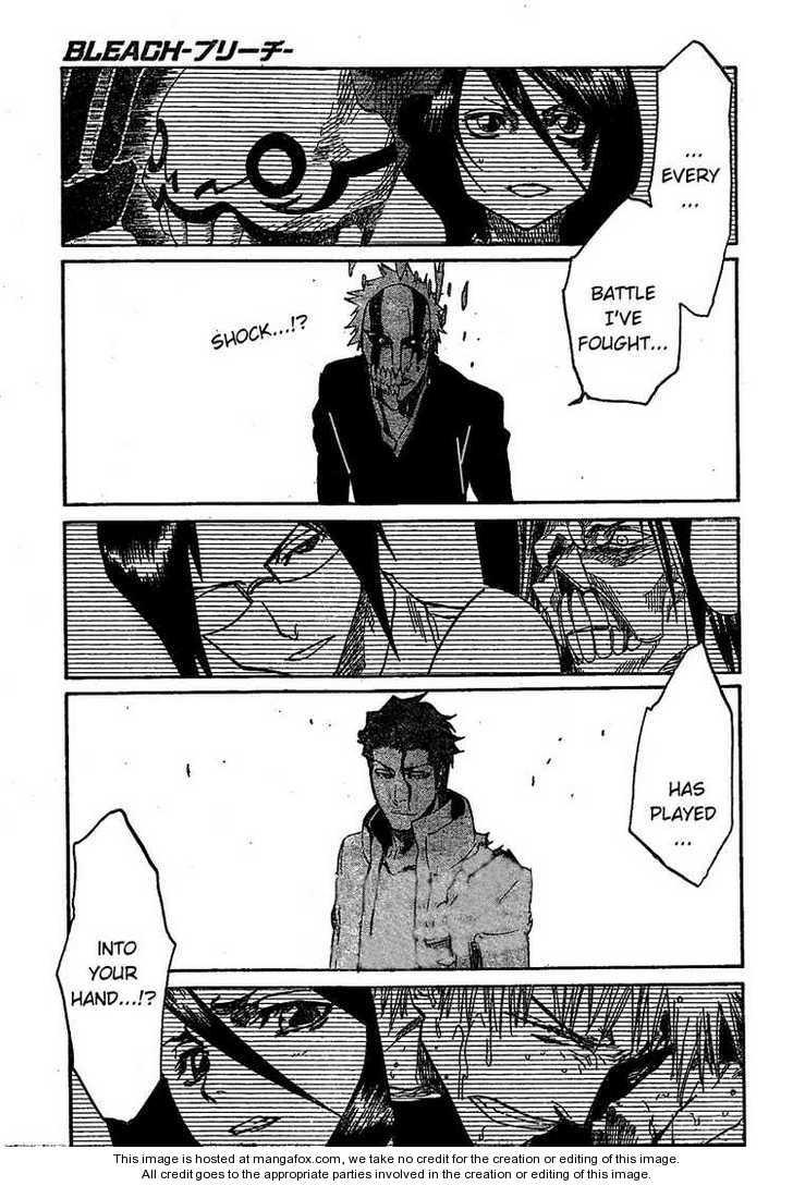 Bleach 397 Page 1