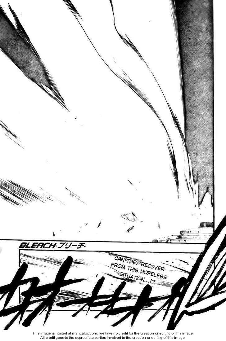 Bleach 406 Page 1