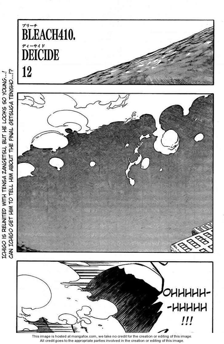 Bleach 410 Page 1