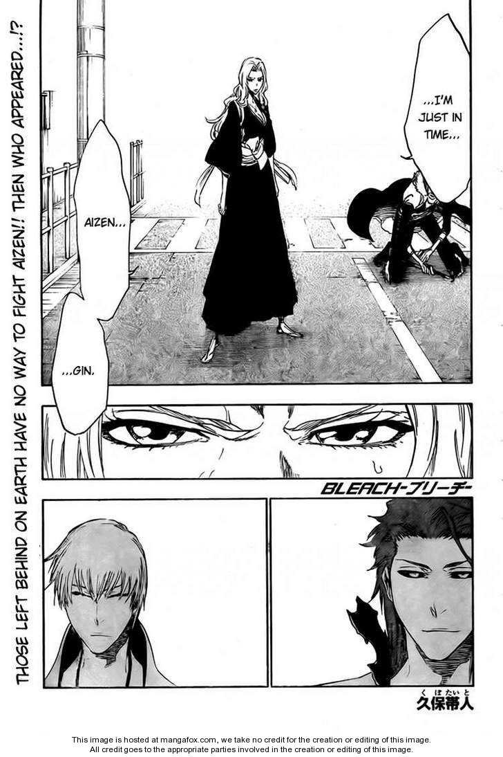 Bleach 412 Page 1