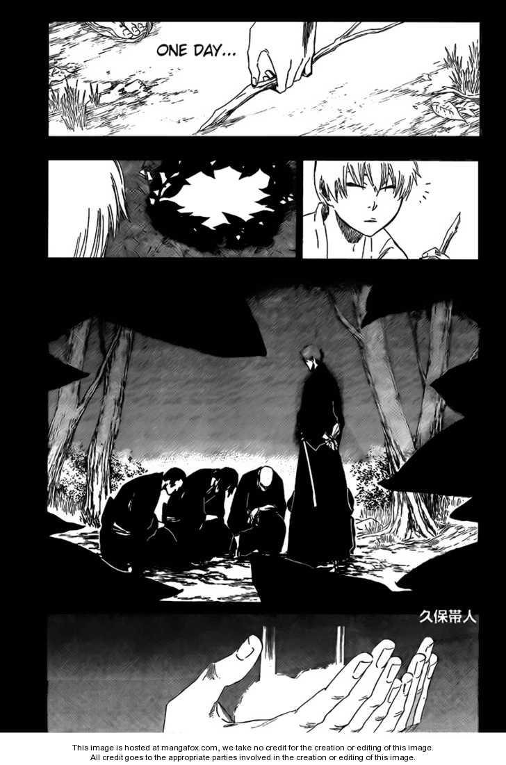Bleach 415 Page 1