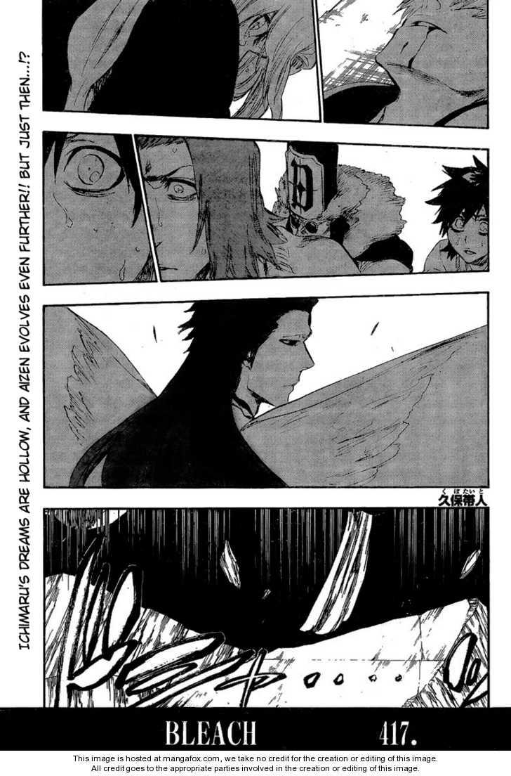 Bleach 417 Page 1