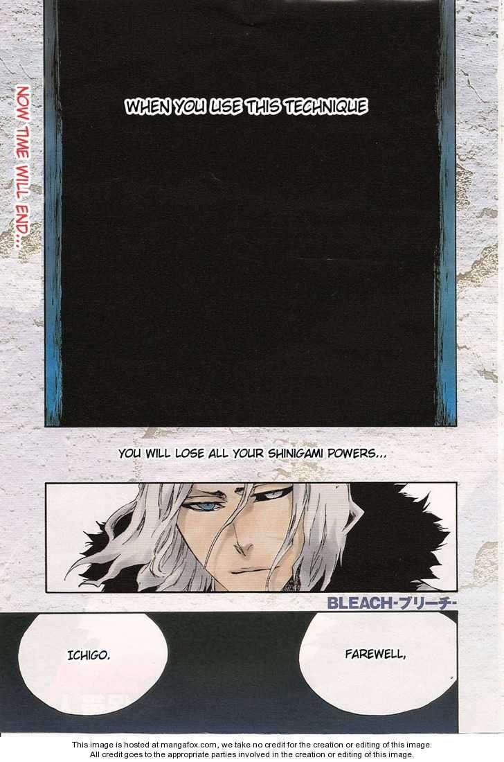 Bleach 421 Page 1