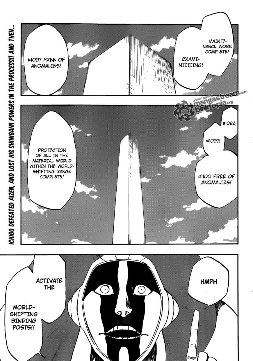 Bleach 422 Page 1