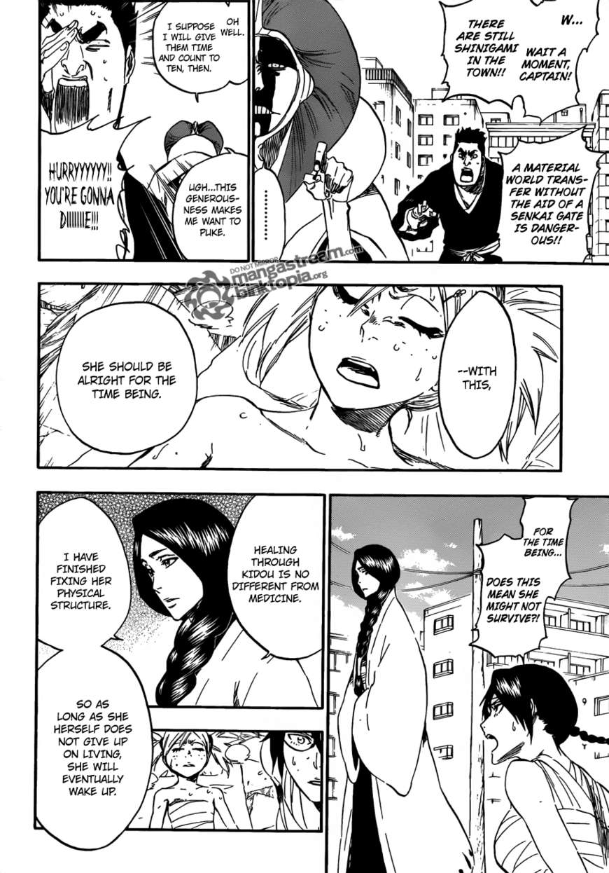 Bleach 422 Page 2