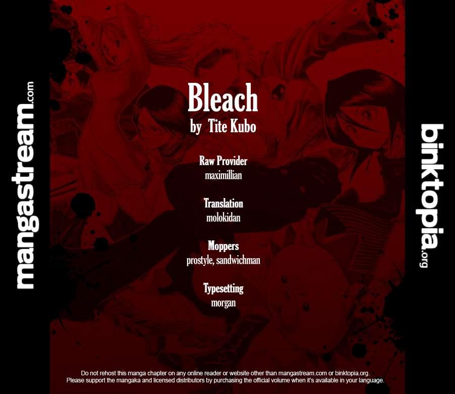 Bleach 423 Page 1