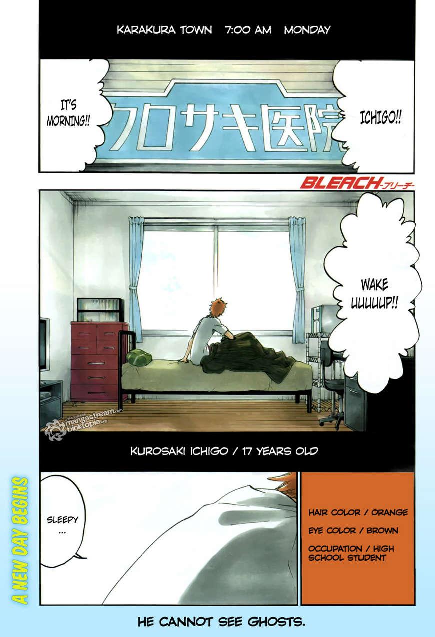 Bleach 424 Page 3