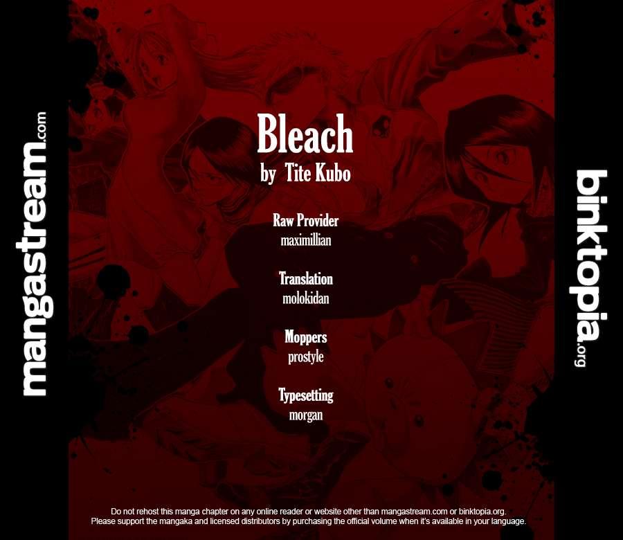 Bleach 426 Page 1