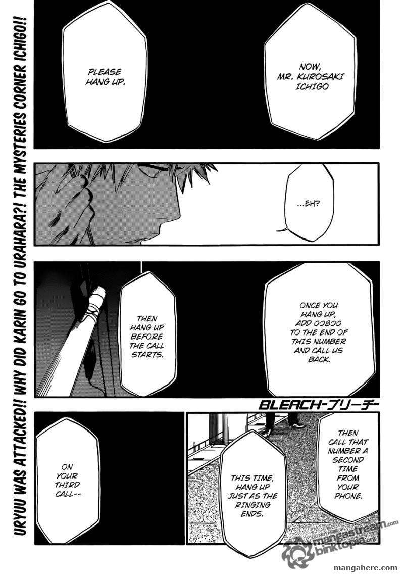 Bleach 431 Page 1