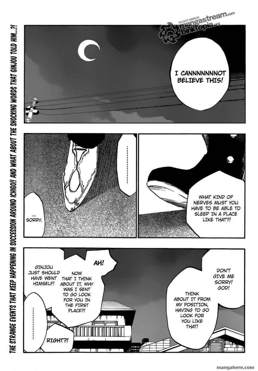 Bleach 432 Page 1