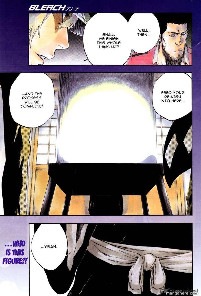 Bleach 449 Page 2