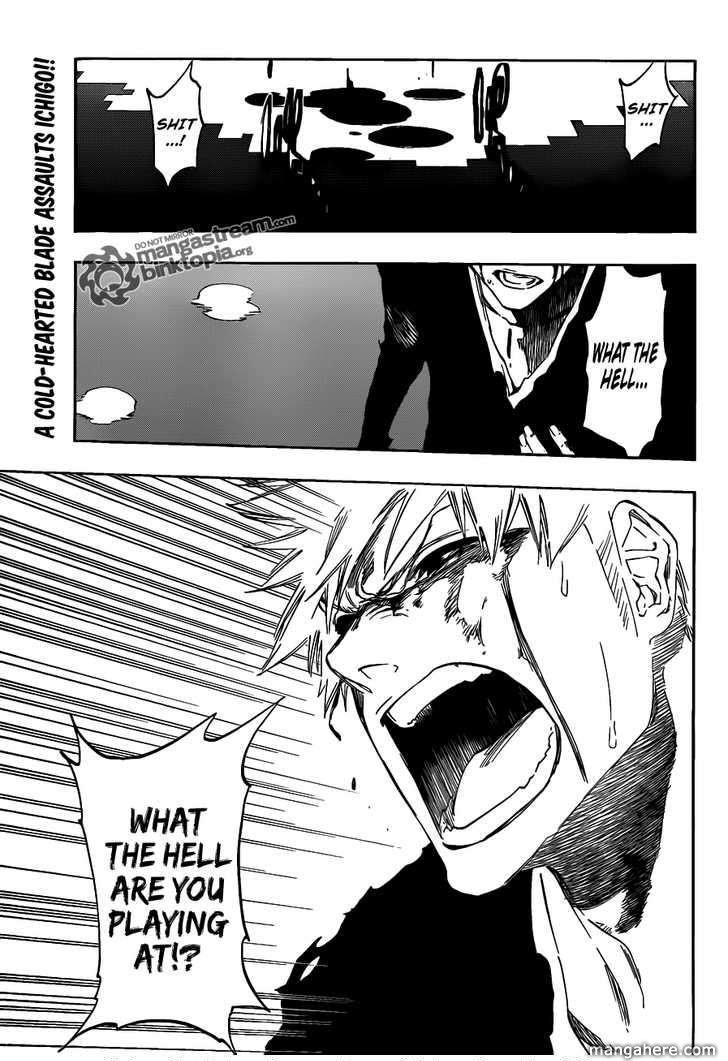 Bleach 451 Page 1