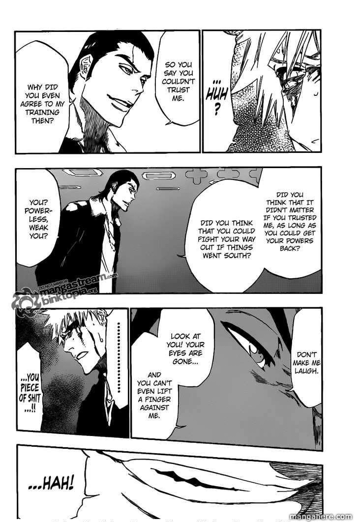 Bleach 451 Page 5