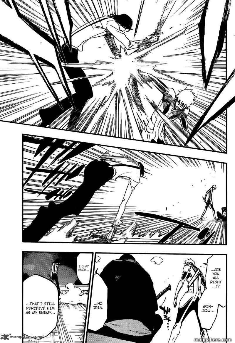 Bleach 458 Page 5