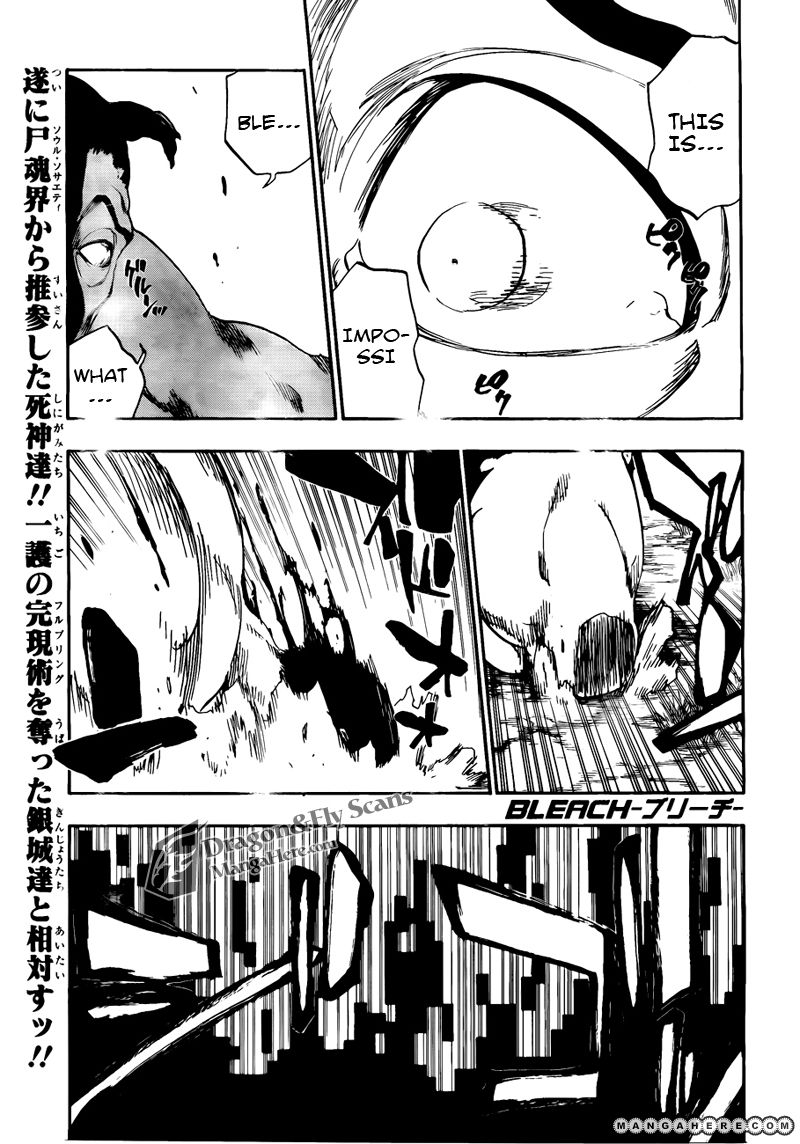 Bleach 464 Page 2