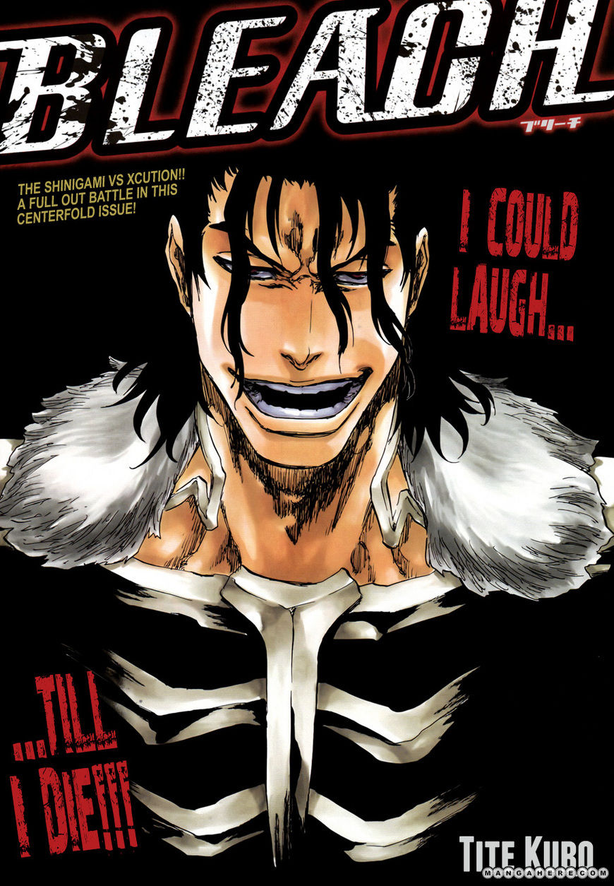 Bleach 465 Page 1