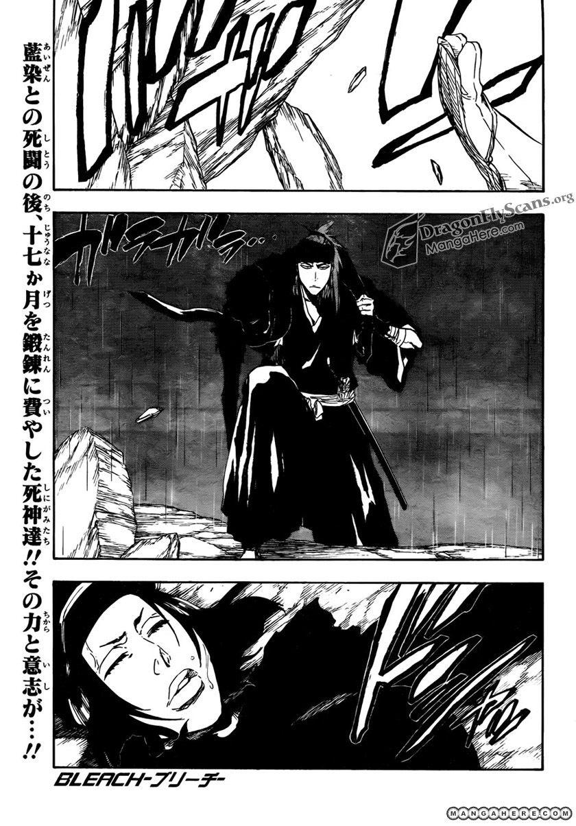 Bleach 466 Page 2