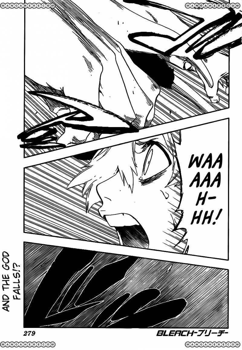 Bleach 467 Page 1