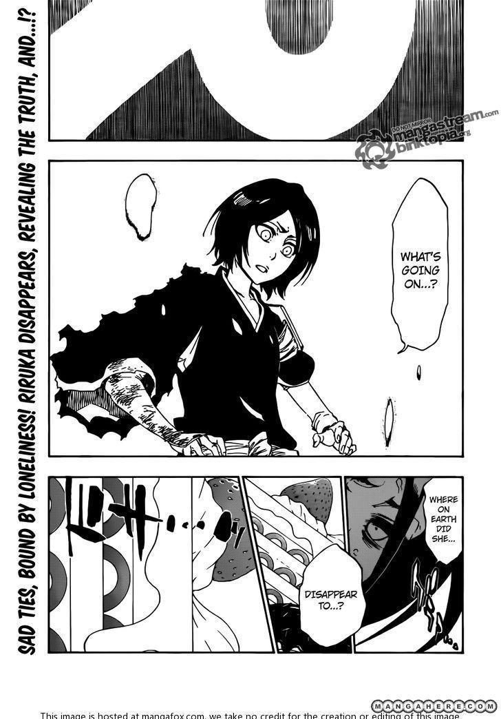 Bleach 472 Page 1