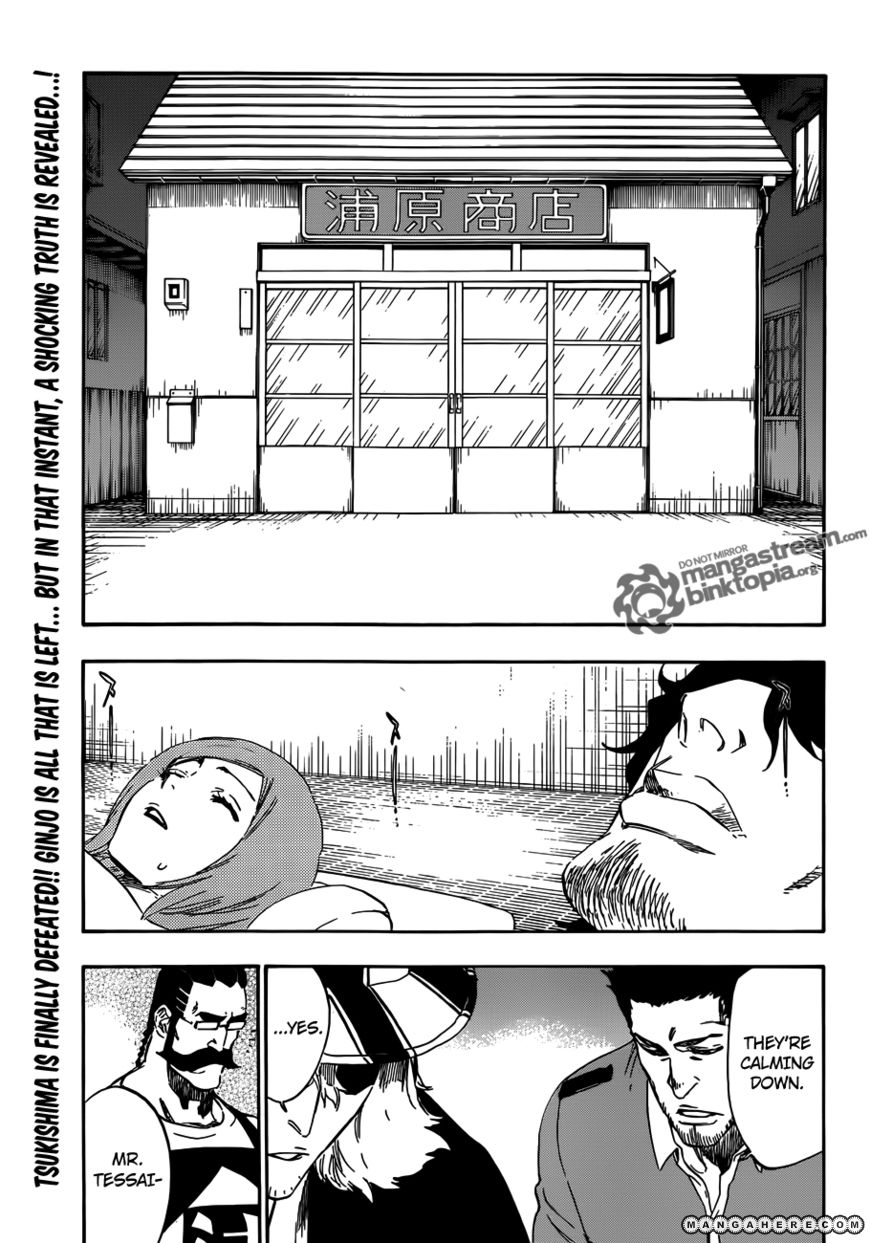 Bleach 474 Page 3