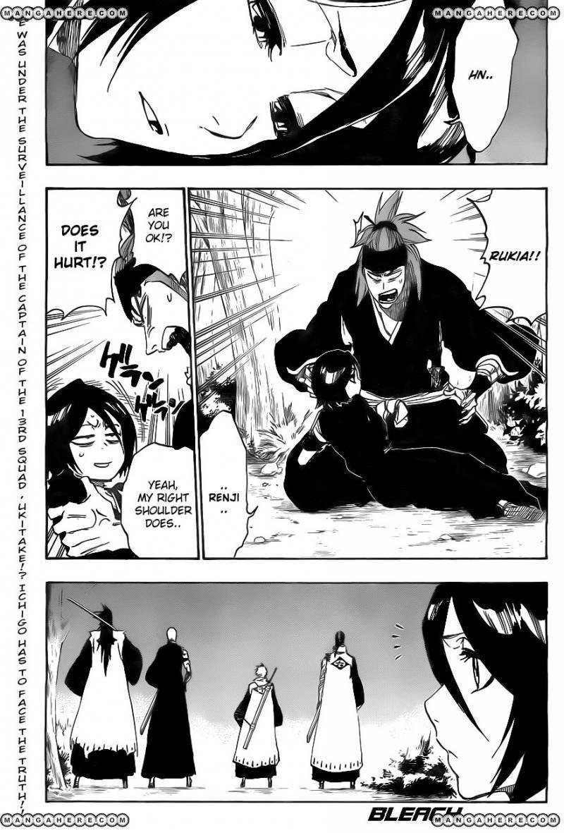 Bleach 475 Page 1