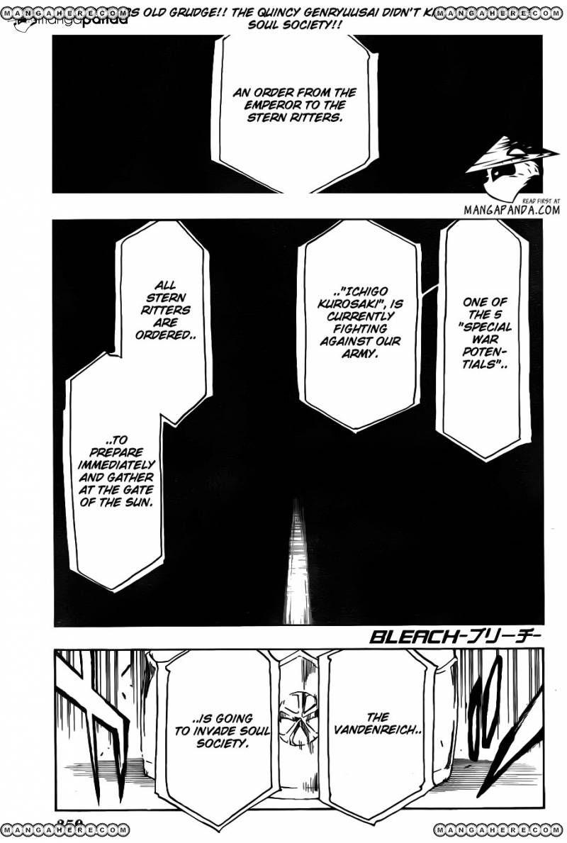 Bleach 490 Page 1