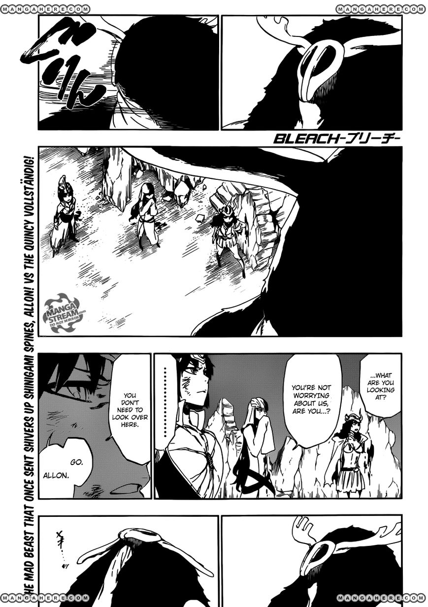 Bleach 492 Page 1