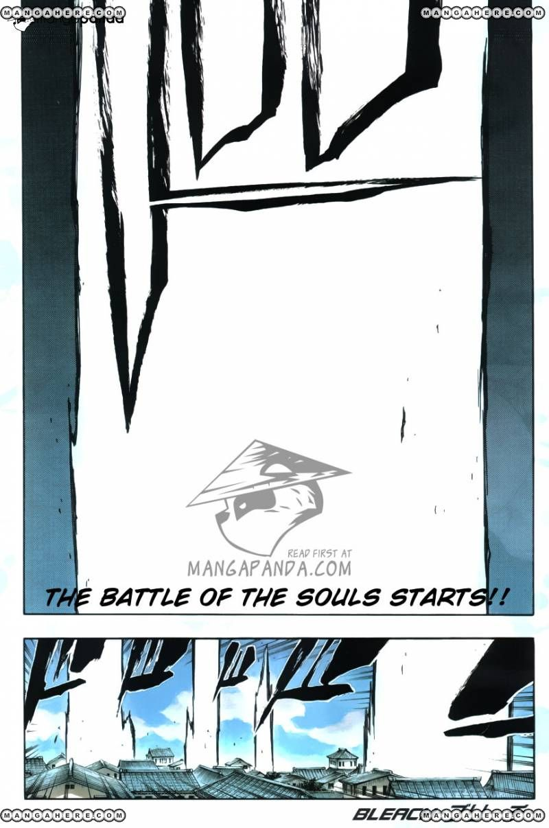 Bleach 494 Page 1
