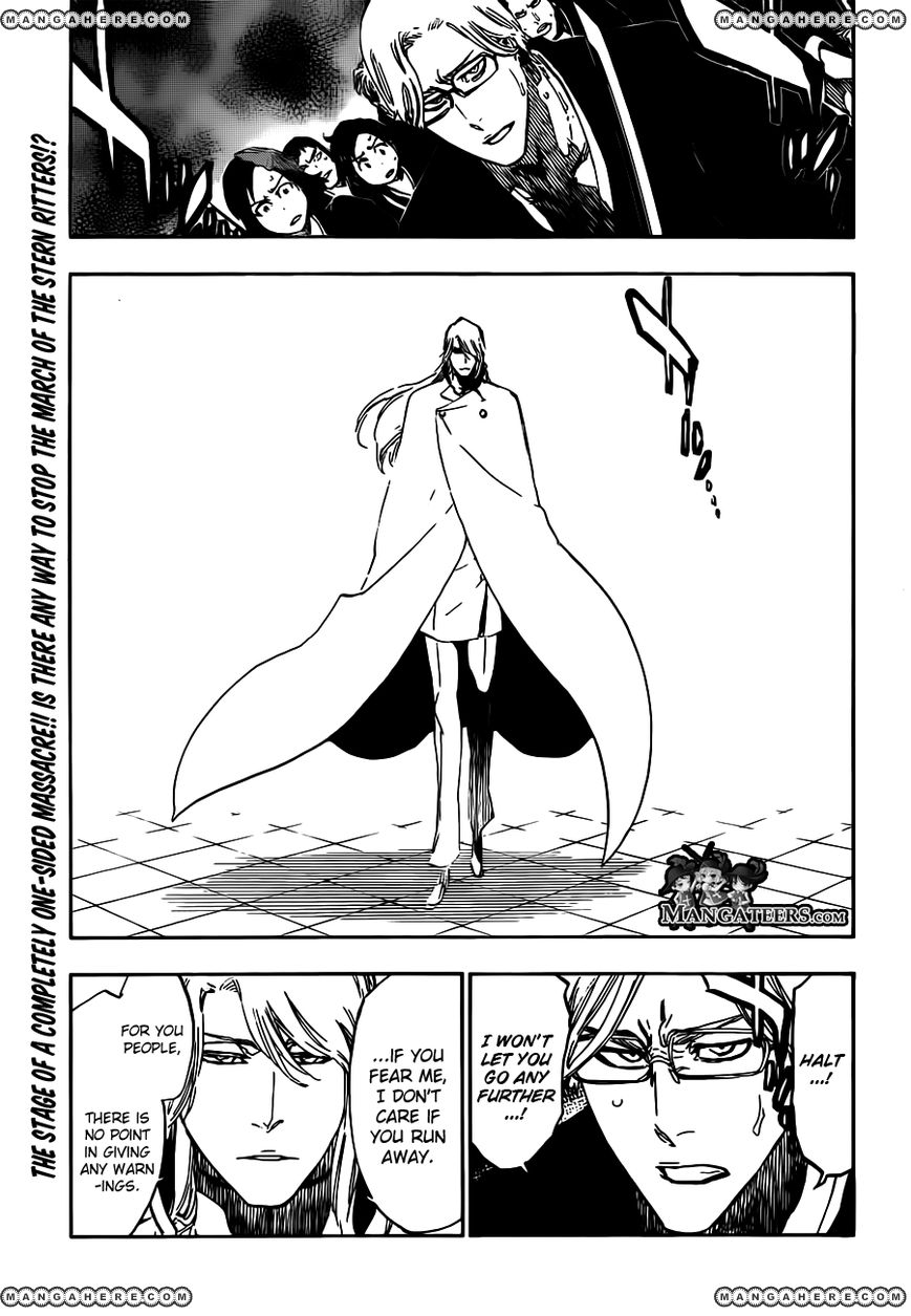 Bleach 496 Page 1
