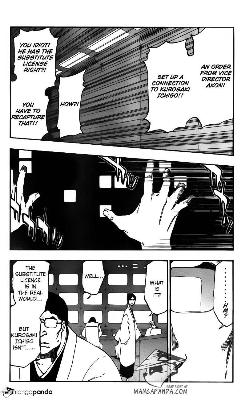 Bleach 498 Page 1