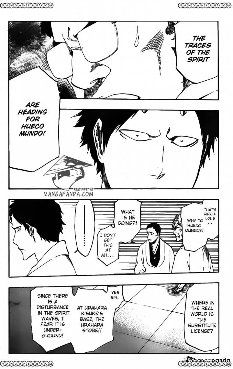 Bleach 498 Page 2