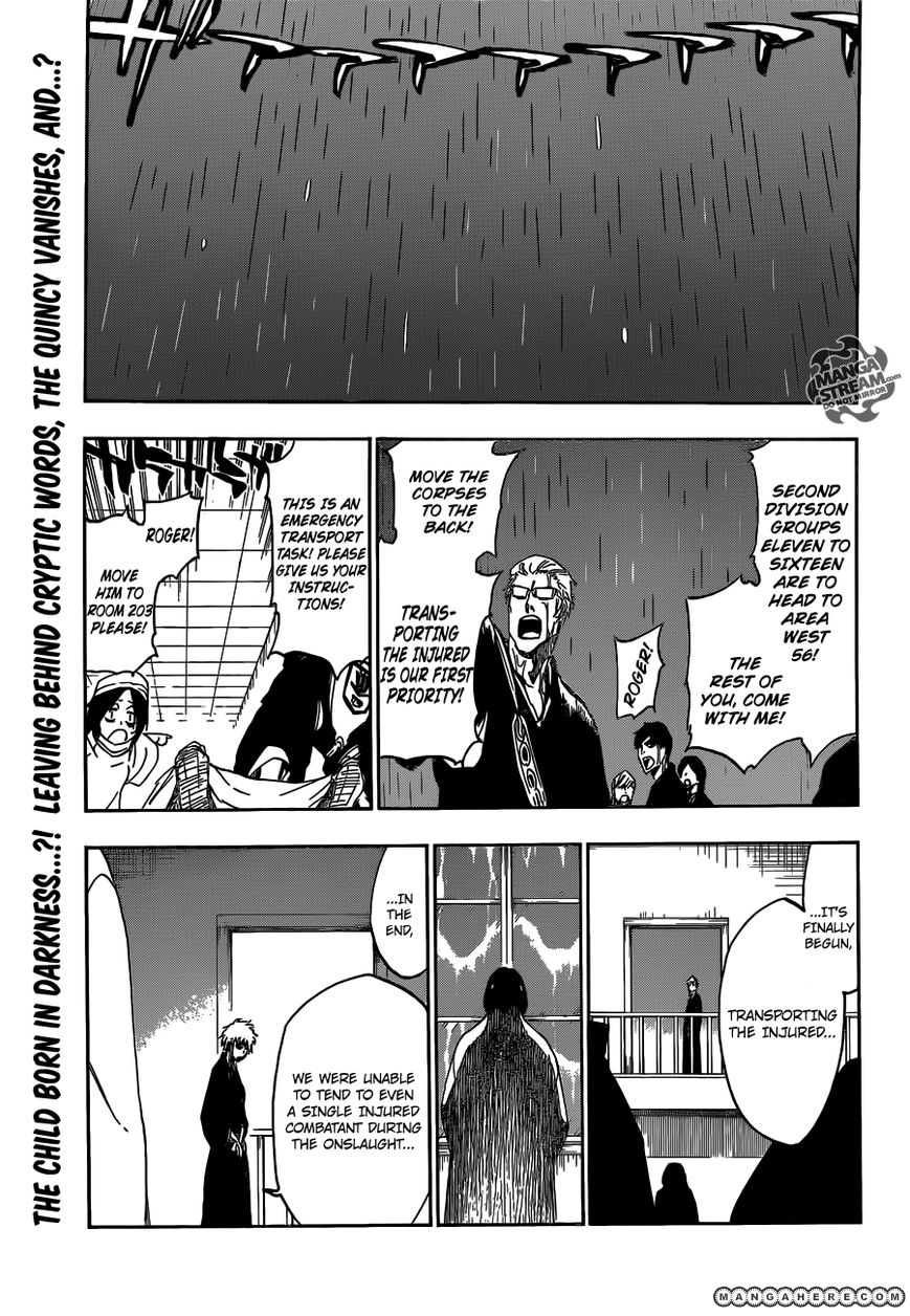 Bleach 515 Page 1