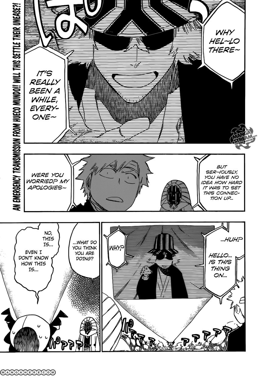 Bleach 518 Page 1