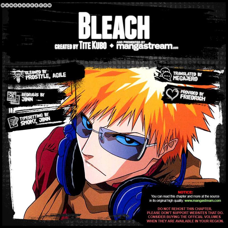 Bleach 521 Page 2