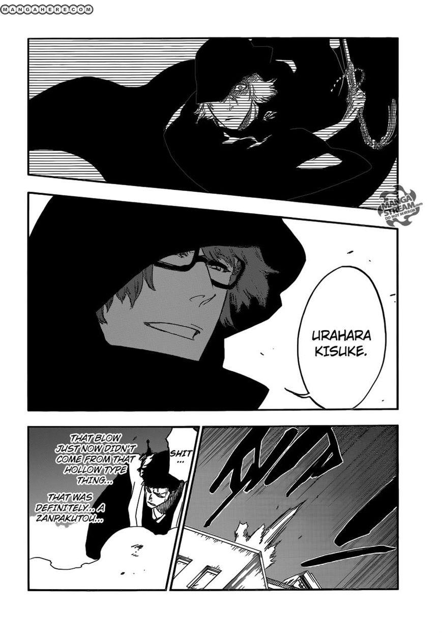Bleach 532 Page 3