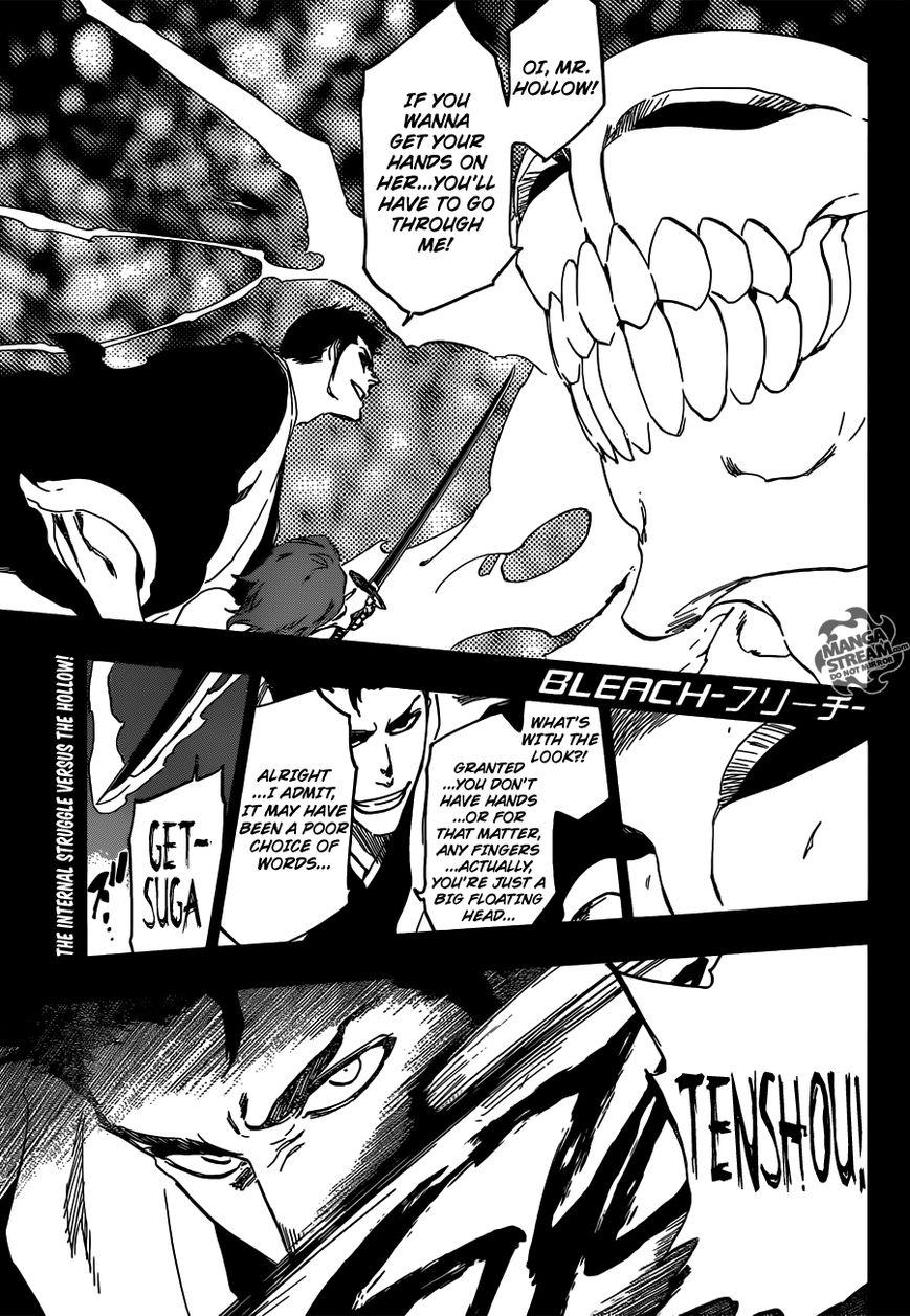 Bleach 536 Page 1