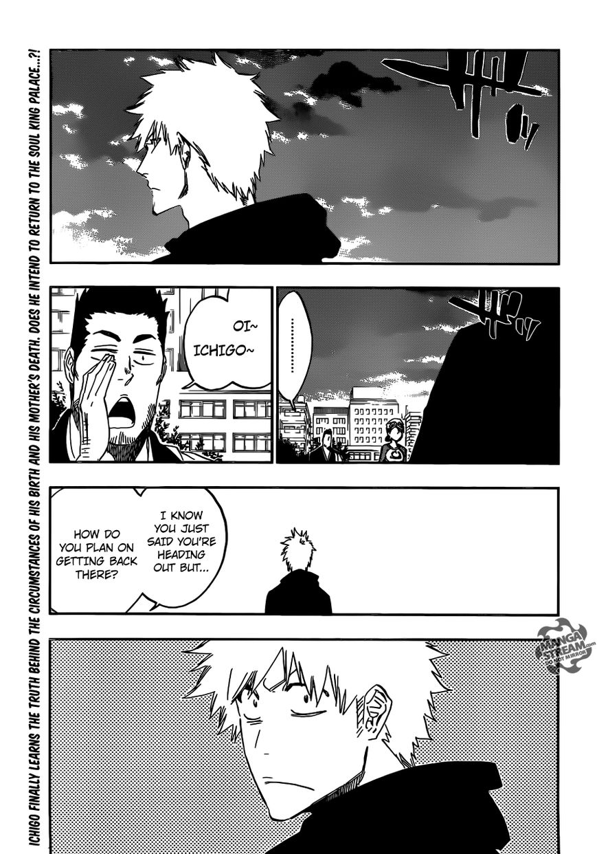 Bleach 538 Page 1