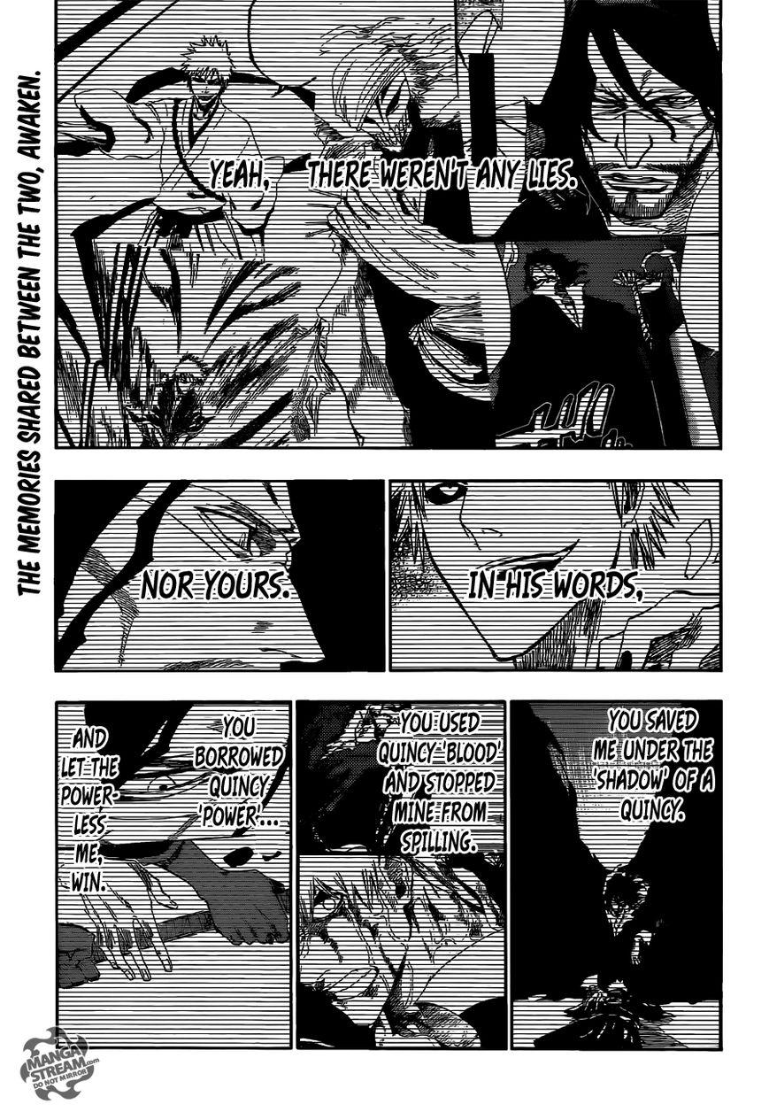 Bleach 542 Page 1