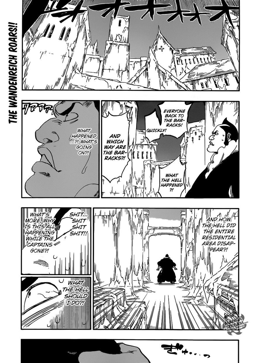 Bleach 548 Page 1