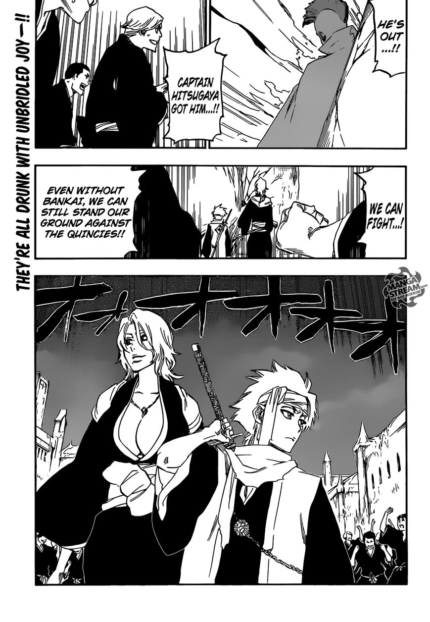 Bleach 549 Page 1