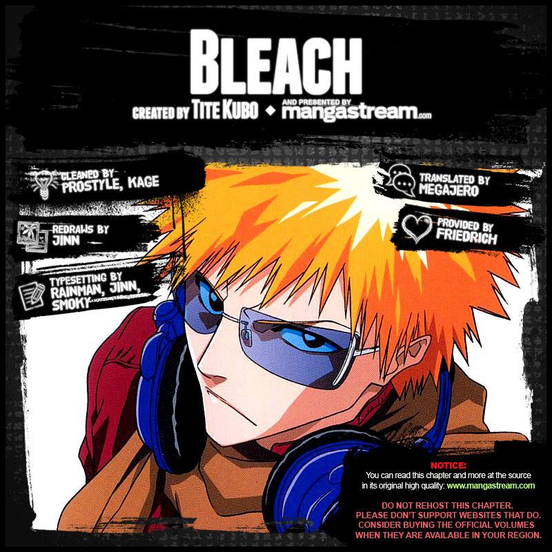Bleach 551 Page 2