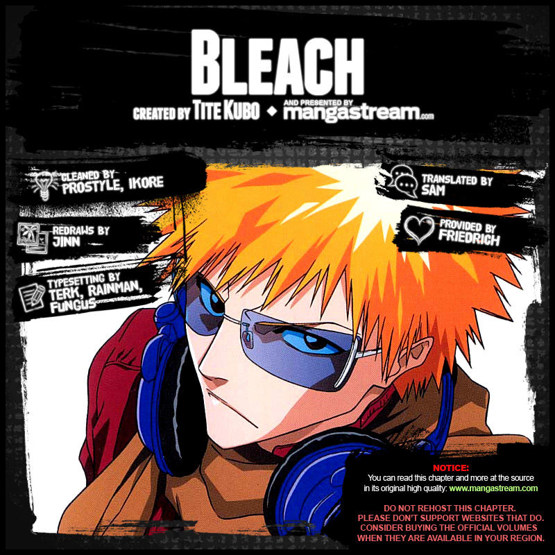 Bleach 552 Page 2