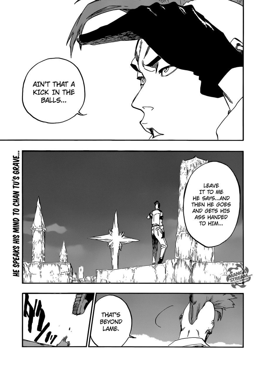 Bleach 554 Page 1