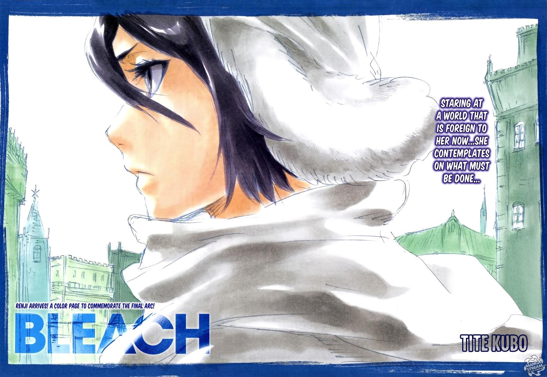 Bleach 564 Page 1