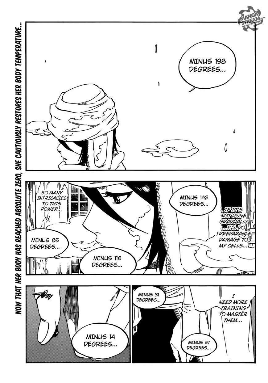Bleach 568 Page 1