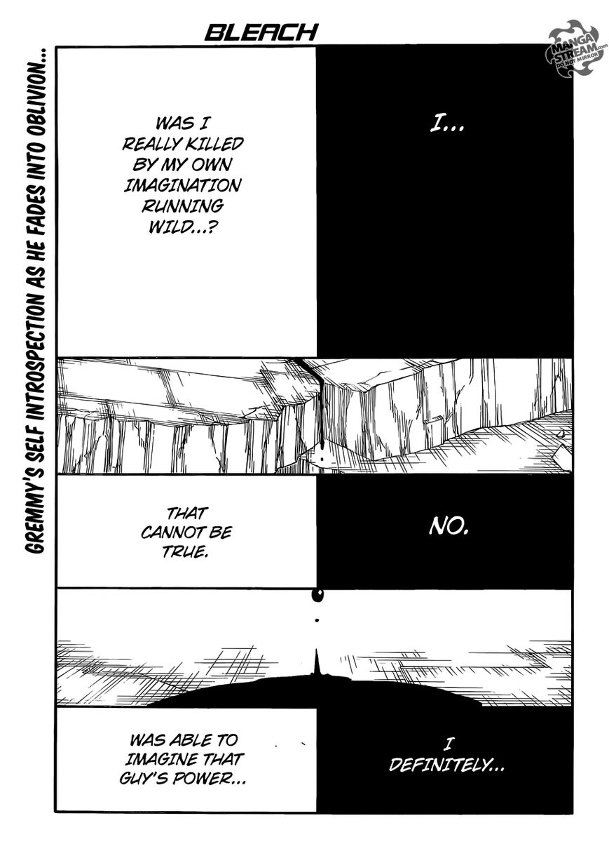 Bleach 579 Page 1