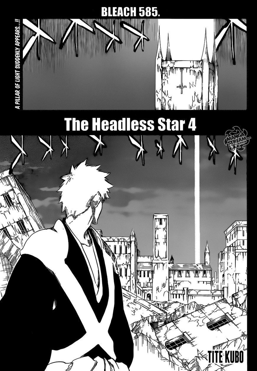 Bleach 585 Page 1